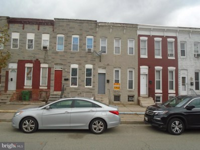 2006 Wilkens Avenue, Baltimore, MD 21223 - MLS#: MDBA101360