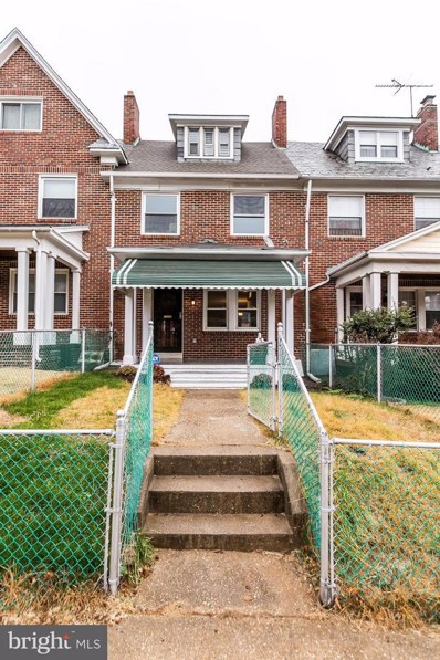 605 N Augusta Avenue, Baltimore, MD 21229 - MLS#: MDBA101376