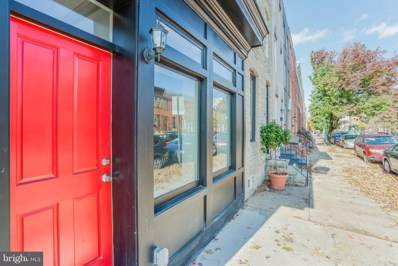 1540 S Charles Street, Baltimore, MD 21230 - #: MDBA101400