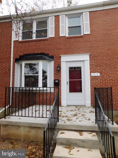 1272 Gittings Avenue, Baltimore, MD 21239 - #: MDBA101404