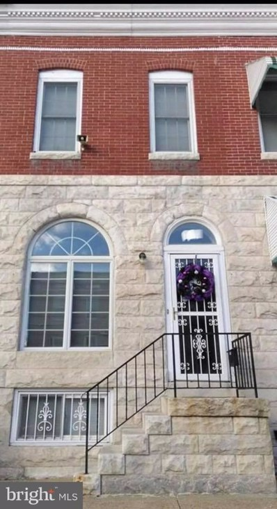 1512 E Lafayette Avenue, Baltimore, MD 21213 - MLS#: MDBA101422