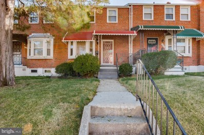 5717 Willowton Avenue, Baltimore, MD 21239 - MLS#: MDBA101464