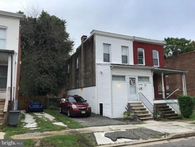 4109 Newton Avenue, Baltimore, MD 21215 - #: MDBA101486