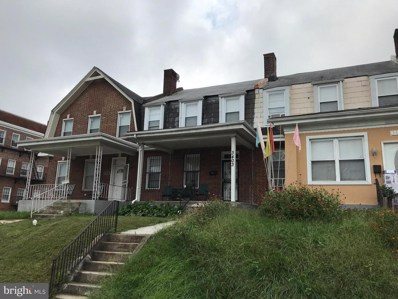 3403 Liberty Heights Avenue, Baltimore, MD 21215 - MLS#: MDBA101492