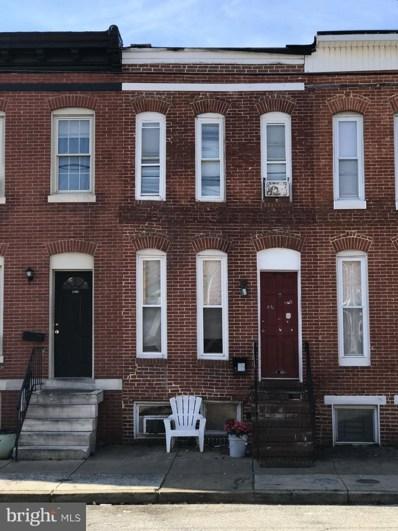 1207 W Cross Street, Baltimore, MD 21230 - #: MDBA101500