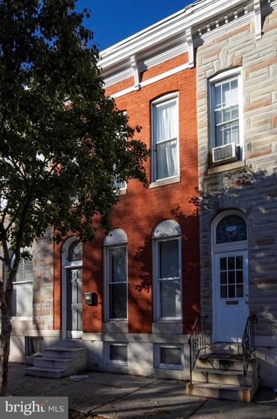 1222 S Charles Street, Baltimore, MD 21230 - #: MDBA101514