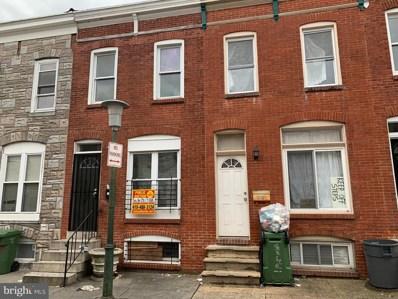 3435 Leverton Avenue, Baltimore, MD 21224 - #: MDBA101524