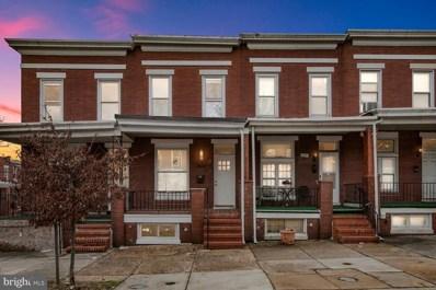 3017 Mcelderry Street, Baltimore, MD 21205 - #: MDBA101562