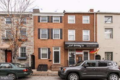 311 S High Street, Baltimore, MD 21202 - MLS#: MDBA101620