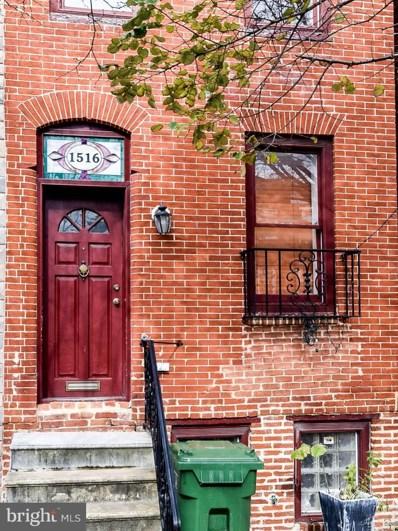 1516 W Pratt Street, Baltimore, MD 21223 - MLS#: MDBA101632