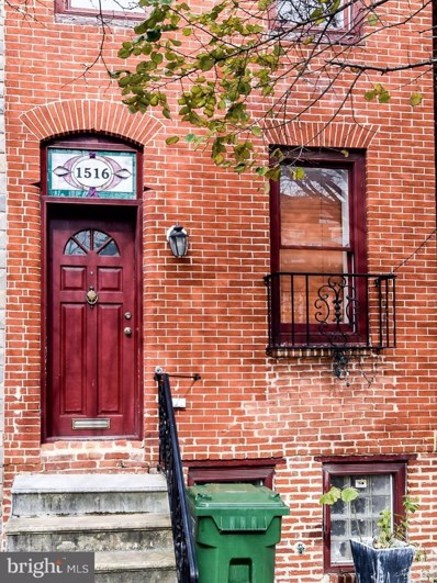 1516 W Pratt Street, Baltimore, MD 21223 - #: MDBA101632