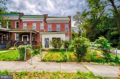 2927 Violet Avenue, Baltimore, MD 21215 - #: MDBA101644