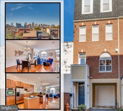 1712 Mount Pleasant Avenue, Baltimore, MD 21231 - #: MDBA101662