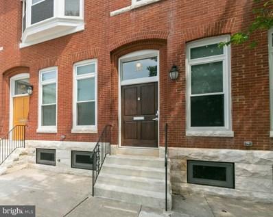308 E 20TH Street, Baltimore, MD 21218 - #: MDBA101668