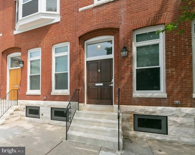 308 E 20TH Street, Baltimore, MD 21218 - #: MDBA101668
