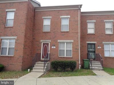 306 N Fremont Avenue, Baltimore, MD 21201 - MLS#: MDBA101696
