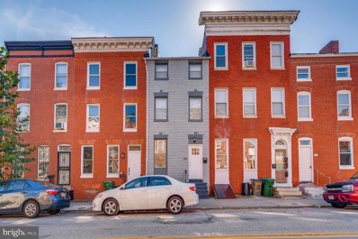 883 W Lombard Street, Baltimore, MD 21201 - MLS#: MDBA101700