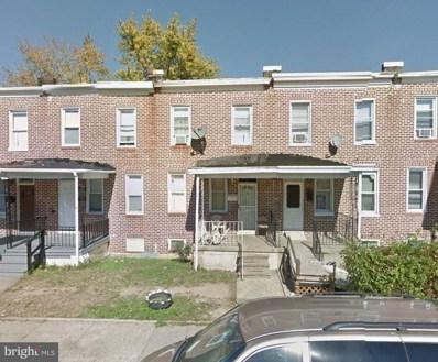3226 Elmley Avenue, Baltimore, MD 21213 - #: MDBA101726