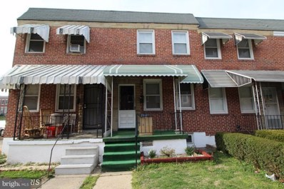 2440 Christian Street, Baltimore, MD 21223 - MLS#: MDBA101734