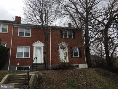 1020 Cameron Road, Baltimore, MD 21212 - #: MDBA101754