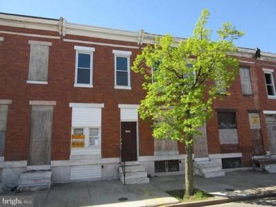 2407 E Oliver Street, Baltimore, MD 21213 - MLS#: MDBA101756