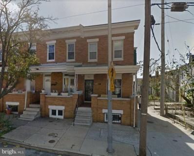2603 E Hoffman Street, Baltimore, MD 21213 - MLS#: MDBA101760