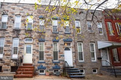 333 S Woodyear Street, Baltimore, MD 21223 - #: MDBA101762