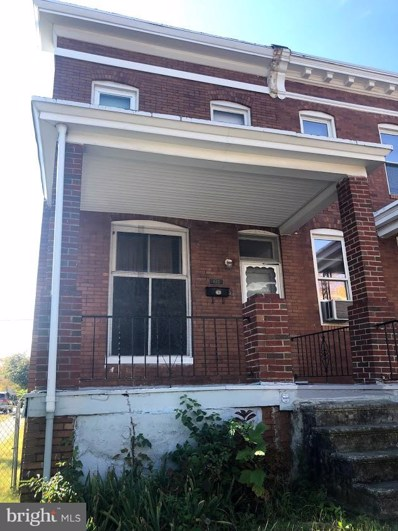 633 Melville Avenue, Baltimore, MD 21218 - MLS#: MDBA101774