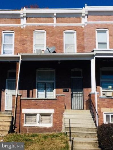 1918 E 28TH Street, Baltimore, MD 21218 - #: MDBA101784
