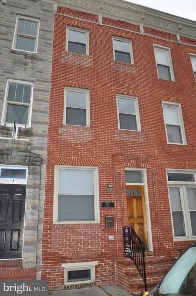 1007 W Cross Street, Baltimore, MD 21230 - MLS#: MDBA101792