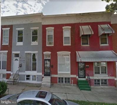 1713 Braddish Avenue, Baltimore, MD 21216 - MLS#: MDBA101882