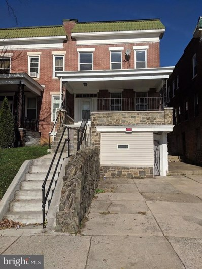 4726 Frederick Avenue, Baltimore, MD 21229 - #: MDBA101884