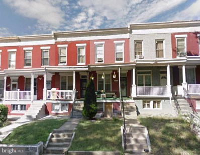 1708 Braddish Avenue, Baltimore, MD 21216 - MLS#: MDBA101892