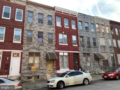 1019 Harlem Avenue, Baltimore, MD 21217 - MLS#: MDBA101900