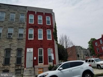 246 N Mount Street, Baltimore, MD 21223 - #: MDBA101904