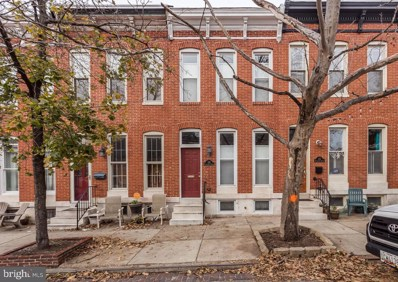 124 W Clement Street, Baltimore, MD 21230 - #: MDBA101906