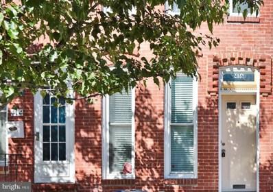 416 E Fort Avenue, Baltimore, MD 21230 - MLS#: MDBA102042