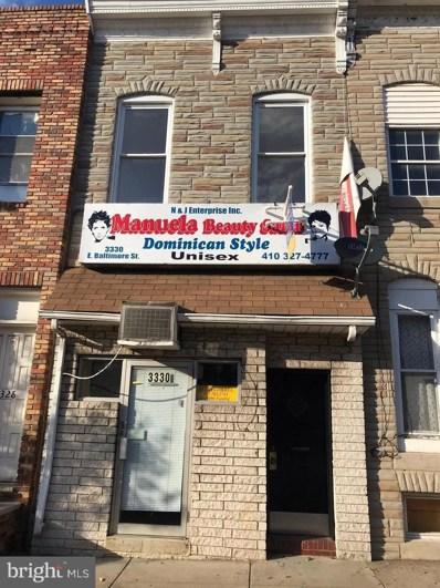 3330 E Baltimore Street, Baltimore, MD 21224 - MLS#: MDBA102058