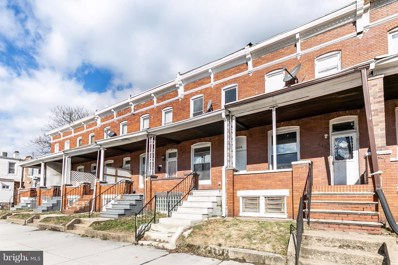 1608 E 28TH Street, Baltimore, MD 21218 - #: MDBA102172
