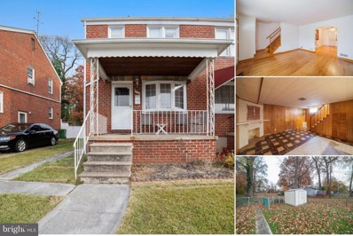 3504 Woodring Avenue, Baltimore, MD 21234 - #: MDBA102190