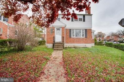 3702 Raspe Avenue, Baltimore, MD 21206 - #: MDBA102370