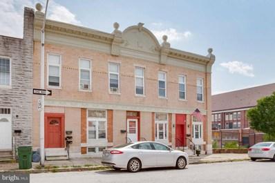 3501 Fait Avenue, Baltimore, MD 21224 - MLS#: MDBA102374