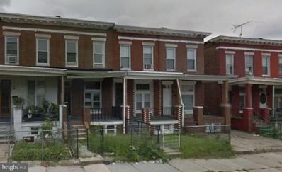 1763 Montpelier Street, Baltimore, MD 21218 - #: MDBA102414