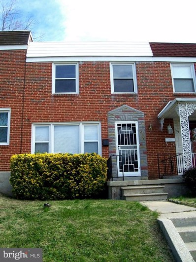 5523 Whitwood Road, Baltimore, MD 21206 - MLS#: MDBA102418