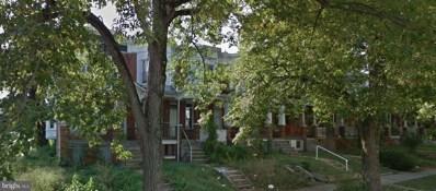 1602 N Ellamont Street, Baltimore, MD 21216 - #: MDBA102430