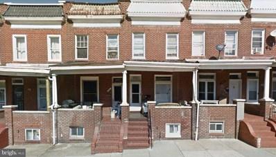 2618 E Biddle Street, Baltimore, MD 21213 - MLS#: MDBA102432