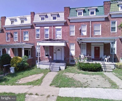 2912 Ulman Avenue, Baltimore, MD 21215 - #: MDBA102434
