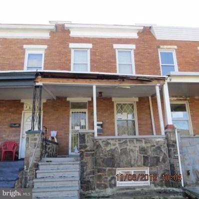 3627 Pulaski Highway, Baltimore, MD 21224 - MLS#: MDBA102442