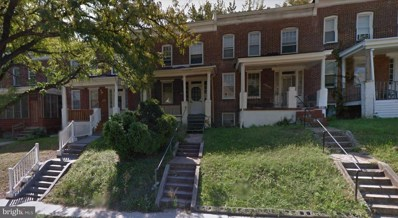 3323 Piedmont Avenue, Baltimore, MD 21216 - #: MDBA102448