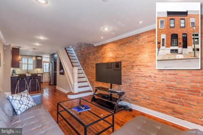 637 S Curley Street, Baltimore, MD 21224 - MLS#: MDBA102456
